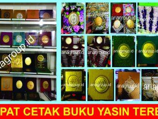 Price List Cetak Yasin