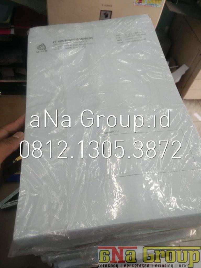 cetak amplop anagroup